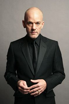 Michael Stipe of R.E.M.