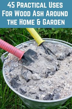 If you're simply tossing away your fireplace ash then you're missing out on a whole heap of goodness. Here's some brilliant ways to put your wood ash to good use. Summer Garden, Lawn And Garden, Home And Garden, Small Gardens, Outdoor Gardens, Home Vegetable Garden, Wood Ash, Garden Landscape Design, Garden Projects