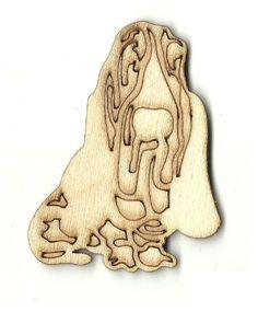Puppy Dog - Laser Cut Wood Shape DOG65