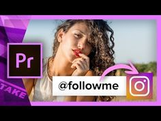 ANIMATE a Social Card with the new ESSENTIAL GRAPHICS in Premiere Pro | Cinecom.net - YouTube