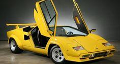 1982 Lamborghini Countach  - LP 400S Countach Serie 3