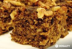 Diabetic Recipes, Vegan Recipes, Cooking Recipes, Healthy Cake, Healthy Cookies, Fall Desserts, Vegan Desserts, Diet Cake, Salty Snacks