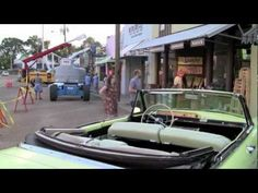 The Help | Behind the Scenes | Jackson, Mississippi | http://newsocracy.tv