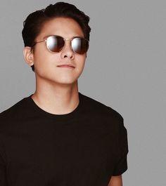 Mirrored Sunglasses, Mens Sunglasses, Daniel Padilla, Ford, Hair, Fashion, Moda, Fashion Styles, Ford Trucks