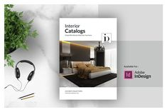 Interior Brochures / Catalogs by adekfotografia on @creativemarket