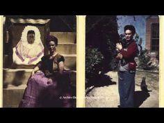 106 recuerdos de Frida - 6 de Julio, Conmemoramos el 106 aniversario de nacimiento de Frida Kahlo, con una recopilación de momentos en su vida. ¡Felicidades Frida! - YouTube