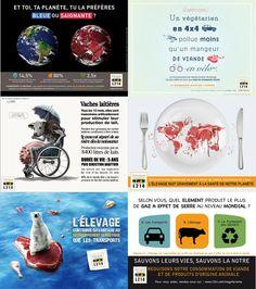 COP21 ? Participez au concours d'affiche de L214 ! | Éthique et animaux