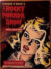 Rocky Horror songbook sheet music