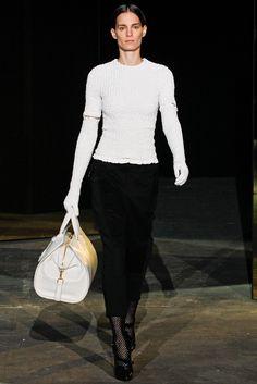 Alexander Wang Fall 2012 Ready-to-Wear Fashion Show - Nadja Bender