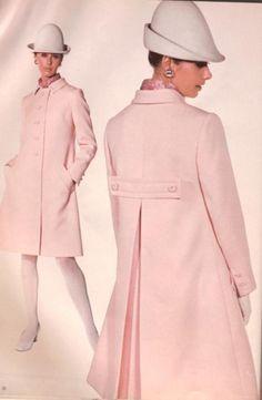 1968  Pattern by Christian Dior  Pattern by Christian Dior Patterns by Pierre Cardin (r) and Nina Ricci (l)   Pattern by Nina Ricci  Pattern by Yves St. Laurent  Pattern by Jeanne Lanvin  Pattern by Fourquet      …