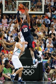 USA Defeats Argentina in semi-finals 109-83, to Advance To Olympics Gold Medal