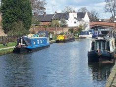 Bridgewater Canal at Lymm Bridgewater Canal, Boat Pics, Walks, Manchester, Gallery, Walking