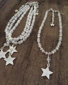 Collar Lux Boho Jewelry, Jewelry Crafts, Jewelry Accessories, Jewelry Necklaces, Beaded Necklace, Jewelry Design, Jewellery, Urban Outfits, Sea Glass Jewelry