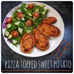 Think I may be going through a sweet potato phase at the moment This was amazeballs slimmingworld swblogger slimmingworldmeals slimmingworldfriendsWeightloss Healthy Lifestyle weightlossjourney weightlossblogger foodblogger slimmingblog foodoptimising healthyeating