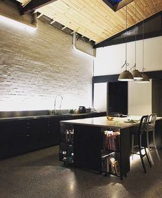Kitchen, architecture