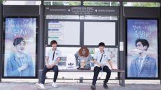 Joo haknyeon and Lee euiwoong Lee Euiwoong, Joo Haknyeon, Star Awards, Produce 101 Season 2, Adidas, Pop Singers, New Artists, Mtv, Entertaining
