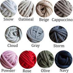 NOUVEAU fil de torsion grosse laine Super grosse laine