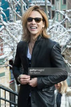 #Yoshiki #Smile It makes me happy to see him smiling and laughing ! Please be happy and have a beautifuk life!
