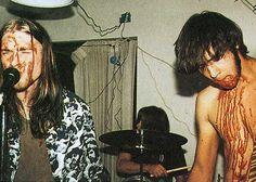 Nirvana's 1988 Halloween show