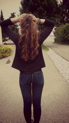 wishing you had curly hair..