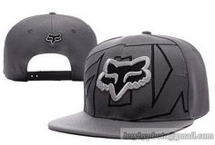 Fox Shadows Snapback Hats Caps Gray|only US$20.00 - follow me to pick up couopons.