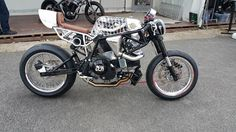 RocketGarage Cafe Racer