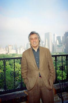 Richard Kalich, the author of CENTRAL PARK WEST TRILOGY