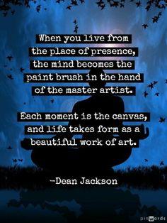 ~*~ Dean Jackson ~*~