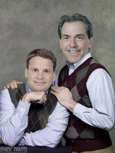 picture of lane kiffin and nick saben | Lane Kiffin and Nick Saban- Together Forever… | Zwinglius Redivivus