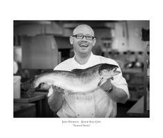 Chef at Cedar Court Harrogate John Davidson - Junior Sous Chef 'Tickled Trout'