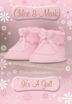 Personalized Greeting Cards, Personalized Baby, New Baby Greetings, New Baby Products, Congratulations, Create, Unique