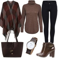 Lovely Brown by FrauenOutfits