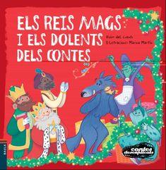 """Marina Martín. """"Els Reis Mags i els dolents dels contes"""". Editorial Baula Del Conte, Comic Books, Family Guy, Guys, Comics, Cover, Humor, Movie Posters, Fictional Characters"""