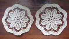 mes créations en Lacet Roumain au crochet: - Lacet Roumain Smaranda