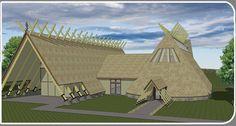 nez perce earth houses | ... nez perce tribal longhouse lapwai idaho owner nez perce tribe contact