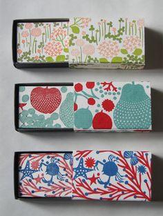 Japanese packaging.