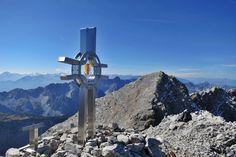 Praxmarerkarspitze   Alpine Bergouren