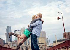 Minneapolis Engagement Photos