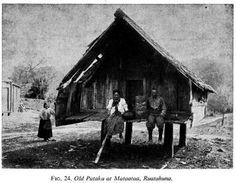 Fig. 24. Old Pataka at Mataatua, Ruatahuna.