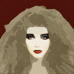 Lionheart - Kate Bush Portrait -  Gallery Editions