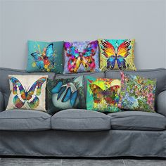 Home Decor Beauty Colorful Sweet Vegetables Fruit Wholesale Wedding Gift Cushion Cover Home Sofa Restaurant Decorative Party Pillow Case 100% High Quality Materials Electronic Components & Supplies