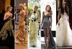 I die every time I see Serena's dress for the wedding
