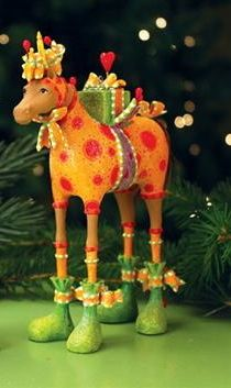 KrinklesOnline - 2013 Maisy Horse Ornament, $57.00 (http://www.krinklesonline.com/copy-of-2013-maisy-horse-ornament/)
