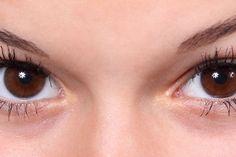 Girl beautiful eyes close view beautiful HD snap of cute girl eyes