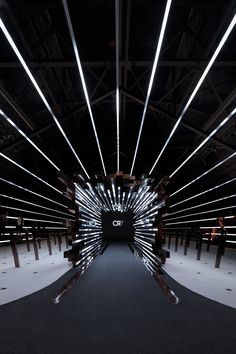 Coordination Asia's use of light transforms the digital landscape into reality - News - Frameweb