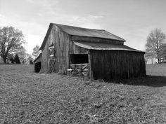 Elder's Barn, Lauderdale County, TN.