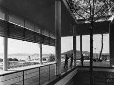 Luigi Cosenza 1951 1955 - Lo stabilimento Olivetti di Pozzuoli