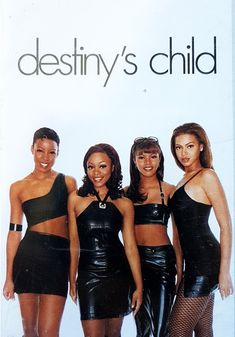 Destiny's Child Debut Album 1998 Ariana Grande Outfits, Destiny's Child, Queen Bees, Debut Album, Album Covers, Leather Skirt, Hip Hop, Celebrities, Music