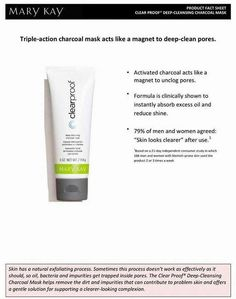 The Mary Kay charcoal mask will clean up those pores! www.marykay.com/tgarza