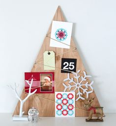 We've got super easy Christmas tree-inspired DIY projects for all those last-minute decorators.